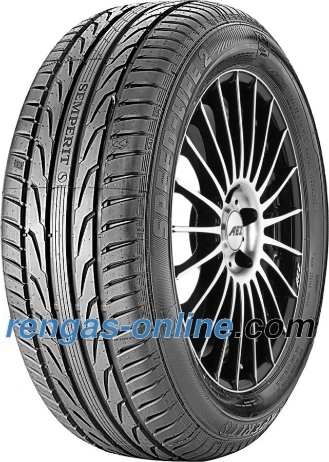 Semperit Speed-Life 2 205/50 R17 93v Xl Vannealueen Ripalla Kesärengas