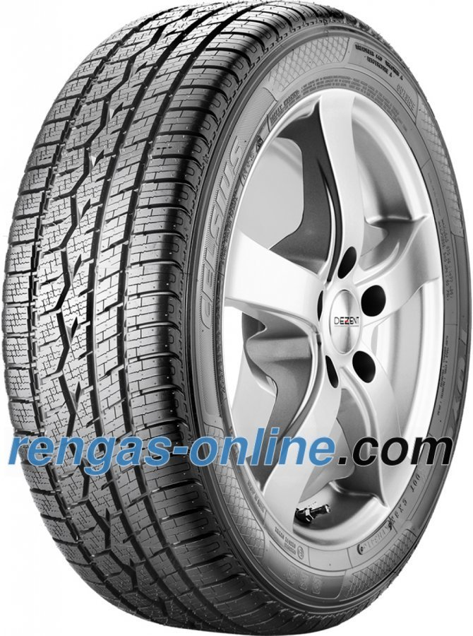 Toyo Celsius 215/60 R16 99v Xl Ympärivuotinen Rengas