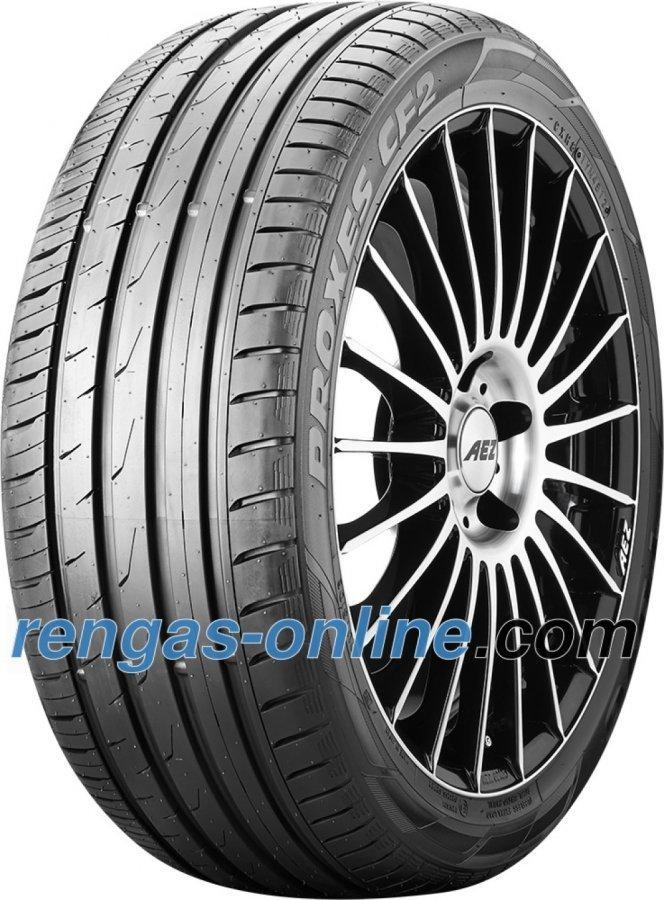 Toyo Proxes Cf2 195/65 R15 91v Kesärengas
