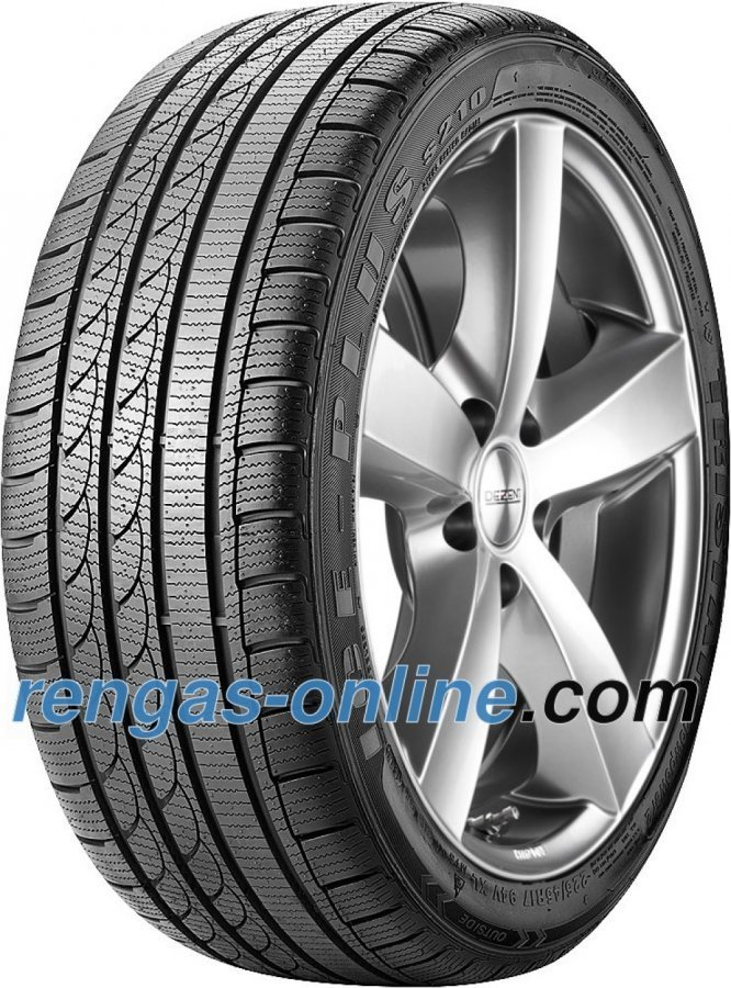 Tristar Ice-Plus S210 205/45 R16 83h Talvirengas