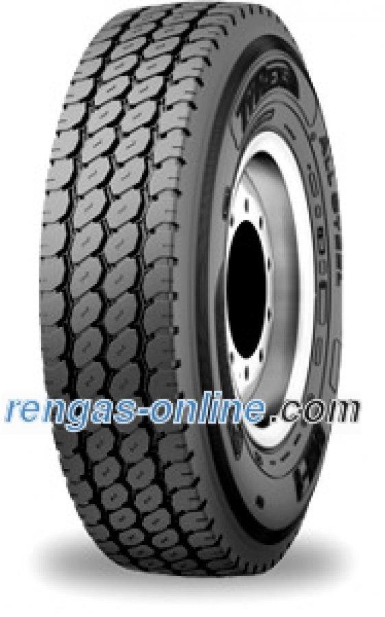 Tyrex Vm-1 315/80 R22.5 156/150k Kaksoistunnus 154m Kuorma-auton Rengas
