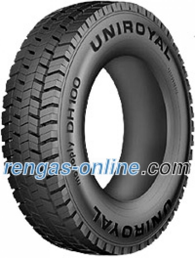 Uniroyal Monoply Dh100 295/80 R22.5 152/148m Kuorma-auton Rengas