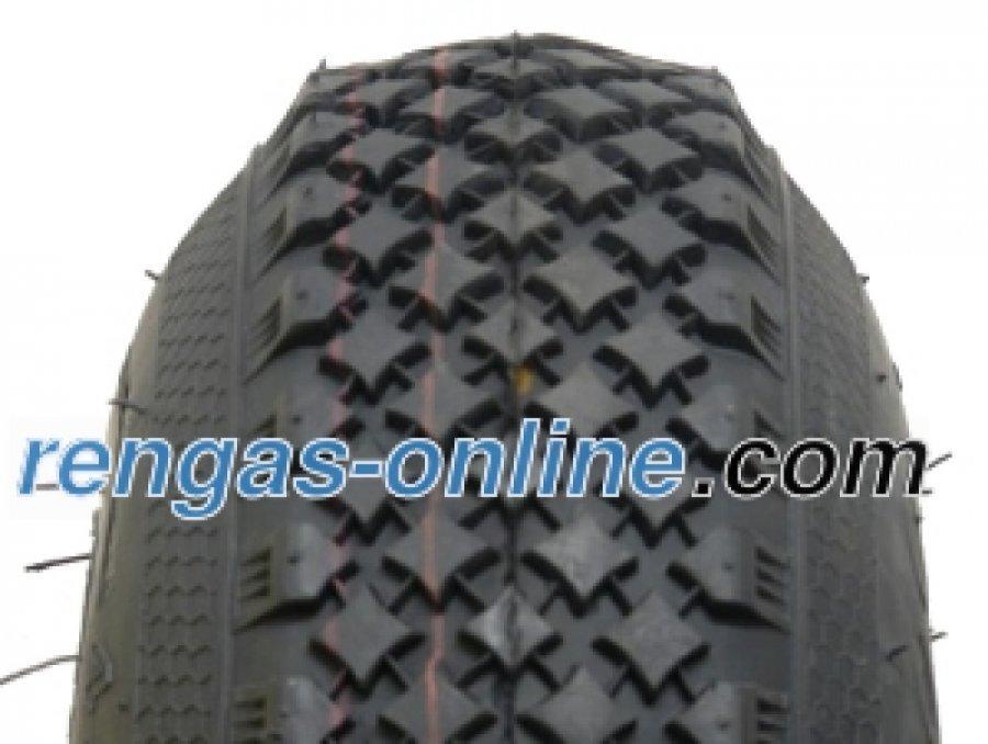 Veloce V6605 Block-Profil Set 3.00 -4 4pr Tl Nhs Set Reifen Mit Schlauch