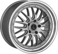Alumiinivanne Lenso CL5 LightGrey | 9x19 | 5x120 | ET35 | KR72