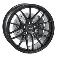 Alumiinivanne Advanti Vertex Matt Black   10x20   5x112   ET25   KR66