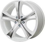 Alumiinivanne EtaBeta Tettsut Inox White Ceramic | 10x20 | 5x112 | ET35 | KR73