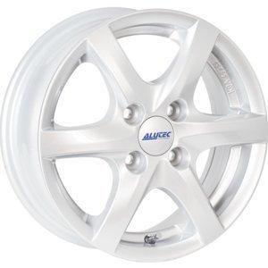 Alutec Blizzard Silver 5.5x14 4/108 ET43 B63.3
