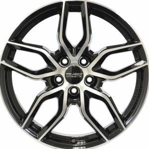 Anzio Spark Black Polished 7.5x17 5/114.3 ET45 B70.1