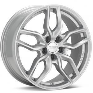 Anzio Spark Silver 7.5x17 5/112 ET54 B66.6