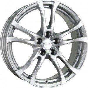 Anzio Turn Silver 5.5x14 4/108 ET40 B63.3