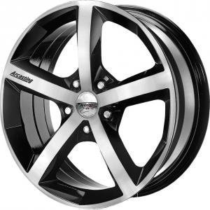 Arcasting K11 T Black Polished 7x16 5/114
