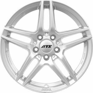 ATS Antares Silver 6.5x16 5/112 ET33 B57.1