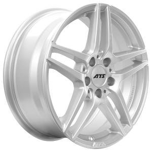 ATS Mizar Silver 6.5x16 5/112 ET49 B66.6