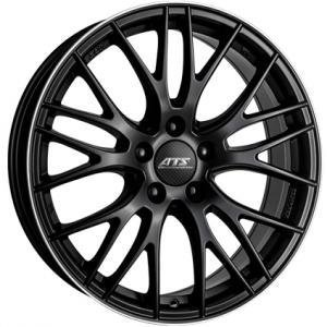 ATS Perfektion Matt Black Polished 8x18 5/114.3 ET42 B70.1