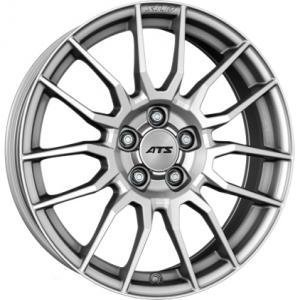 ATS Streetrace Silver 7.5x18 5/112 ET48 B57.1
