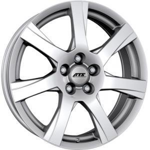 ATS Twister Polar Silver 6x15 4/100 ET45 B63.3