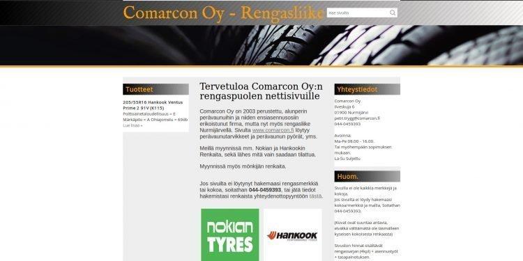 Comarcon Oy