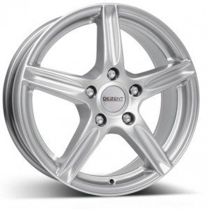Dezent L Silver 6x15 5/114.3 ET48 B71.6