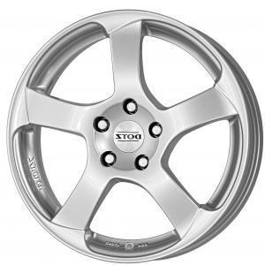 Dotz Freeride silver 6.5x15 5/108 ET48 B70.1