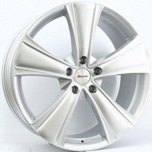 Extreme X90 Silver 9x20 5/114.3 ET40 B79.5