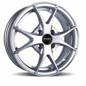 Fox FX002 Silver 5x14 4/100 ET39 B73.1