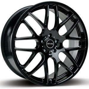 Fox Riva DTM Gloss Black 10x20 5/120 ET30 B72.6