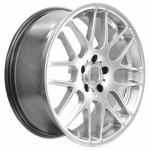 Fox Riva DTM Silver 8x19 5/120 ET34 B72.6