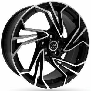 Infiny DS Black Polished 7x16 5/100 ET35 B73.1