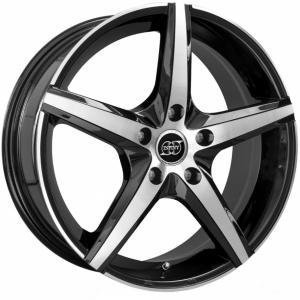 Infiny Modena Black Polished 6.5x15 4/100 ET35 B73.1
