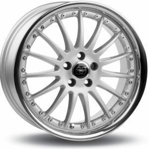 Infiny Onix Silver 7.5x17 4/108 ET15 B67.1