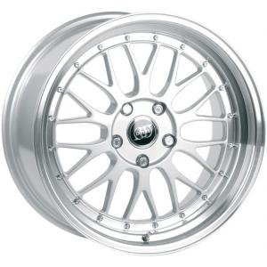 Infiny R1 Light Silver Polished Lip 8.5x19 5/108 ET42 B73.1