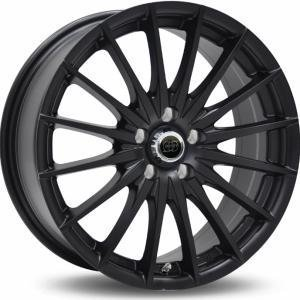 Infiny Speed Black 6.5x15 4/108 ET25 B73.1