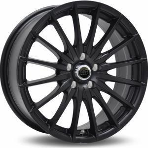 Infiny Speed Black 6.5x15 4/108 ET25 B73.1