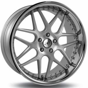 Infiny Individual Concept S3 Silver 8.5x20 5/120 ET34 B74.1