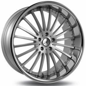 Infiny Individual Klatz-63 Silver 8.5x20 5/112 ET35 B66.6