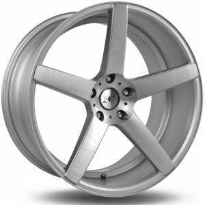 Infiny Individual R-Drive Silver 8.5x20 5/120 ET34 B74.1