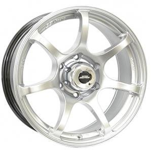 Inter Action 4WD Silver 8.5x18 6/139.7 ET25 B110.1