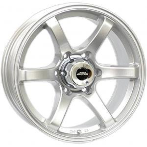 Inter Action Offroad Silver 9x20 6/139.7 ET20 B110.1