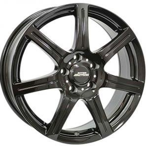 Inter Action Sirius Gloss Black 7x17 5/112 ET35 B73.1