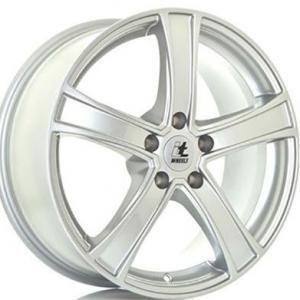 IT Wheels Emma Silver 6.5x16 5/100 ET38 B63.3