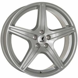 IT Wheels Gabriella Silver 5.5x14 4/098 ET35 B63.3
