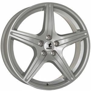 IT Wheels Gabriella Silver 5.5x14 4/098 ET35 B63.3
