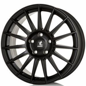 IT Wheels Sofia Matt Black 8x18 5/112 ET48 B74.1
