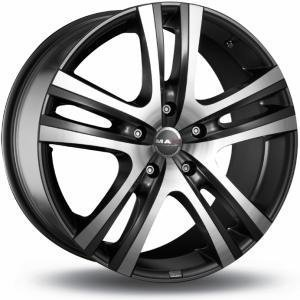 Mak Aria Gun Metal Polished 6.5x16 5/114.3 ET45 B66.1