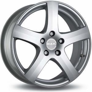 Mak Fix Silver 6x15 4/108 ET23 B65.1