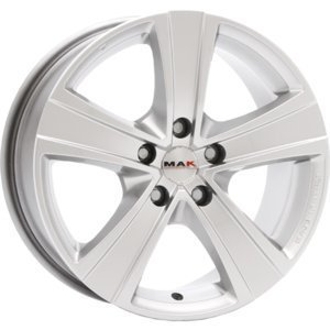 Mak Fuoco silver 6.5x16 5/127 ET35 B71.6