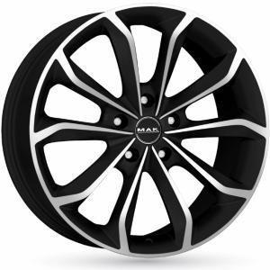 Mak Xenon Ice Black 8x18 5/120 ET50 B65.1