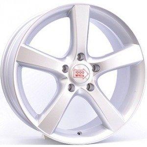 Mille Miglia 1001 Silver 8x18 5/112 ET35 B72.2