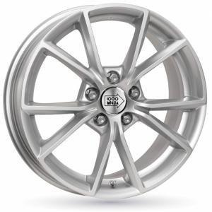 Mille Miglia MM035 Silver 7.5x17 5/112 ET45 B66.4