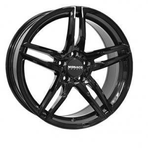 Monaco Grand Prix Gloss Black 8x18 5/112 ET39 B66.4